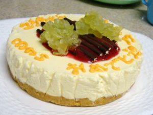 仮面ライダーディケイドのケーキ