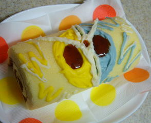 仮面ライダーWのケーキ