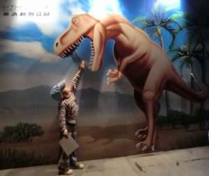 東武動物公園の特別展示_恐竜の世界